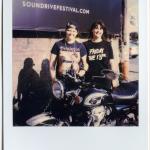 Joanna Frota Kurkowska i Magdalena Jędrzejewska - przyjaciółki festiwalu